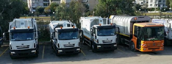 Η βελτίωση της καθαριότητας στην πόλη αλλά και η αλλαγή στον τρόπο διαχείρισης των απορριμμάτων αποτέλεσε και αποτελεί το πρώτο μέλημα της δημοτικής αρχής.