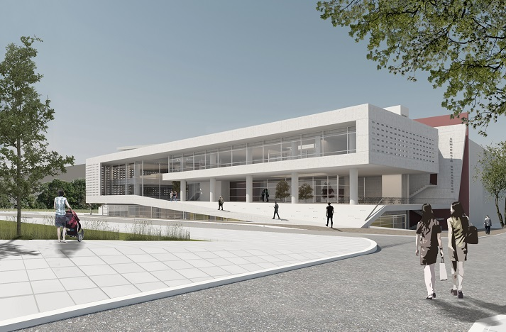 Μετά από 20 περίπου χρόνια που δρομολογείται η ανέγερση του νέου Δημαρχείου Χαλανδρίου, εκδόθηκε στην αρχή της εβδομάδας η οικοδομική άδεια.