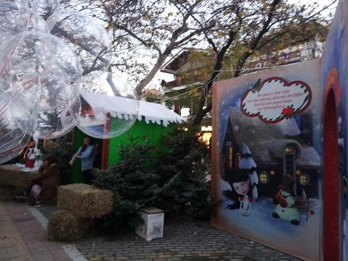 Ο Δήμος Κηφισιάς γιορτάζει τα Χριστούγεννα με ένα πλούσιο πρόγραμμα, με συναυλίες, θεατρικές παραστάσεις καθώς και πολλές χριστουγεννιάτικες δράσεις για παιδιά.