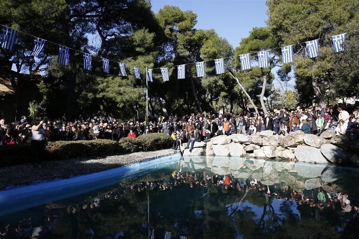 """Σύμφωνα με ανακοίνωση του Δήμου Κηφισιάς: """"Επειδή επιθυμούμε η ημέρα των Θεοφανείων να εορτασθεί στην πόλη μας με μεγαλοπρέπεια,"""