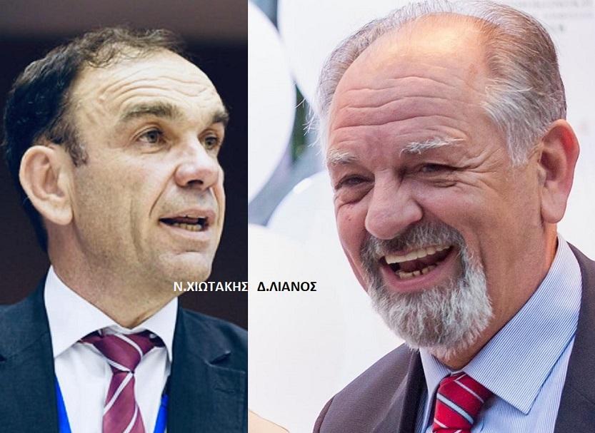 Σύμφωνα με σημερινή ανακοίνωση του Δημήτρη Λιανού, ο οποίος χθες δήλωσε ότι πλέον συνεργάζεται με τον Νίκο Χιωτάκη, το πλαίσιο προγραμματικών θέσεων της συνεργασίας τους είναι το παρακάτω: