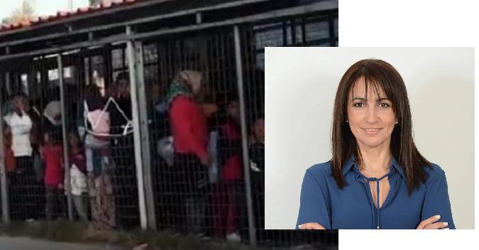 """""""Η πραξικοπηματική απόφαση παραχώρησης χώρου στο Φλέμινγκ για την εγκατάσταση ανήλικων προσφύγων και μεταναστών βρίσκει σφόδρα αντίθετη την κοινωνία και τη δημοτική αρχή του Δήμου Πεντέλης"""", αναφέρει σε επιστολή τηςπρος στους κυρίους Χρυσοχοΐδη και Κουμουτσάκο η Δήμαρχος Πεντέλης, Δήμητρα Κεχαγιά, σχετικά με το θέμα της εγκατάστασης προσφύγων στα Μελίσσια(ΔΕΙΤΕ ΕΔΩ)."""
