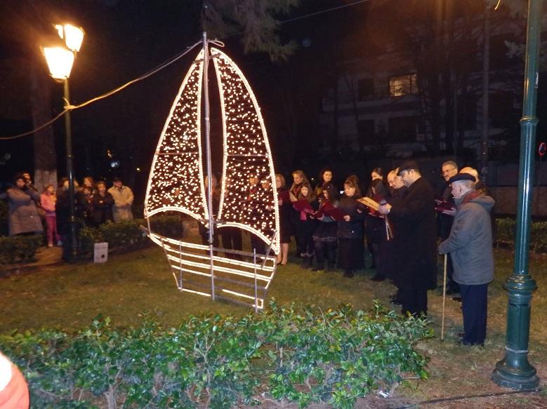 Στις 11 Δεκεμβρίου 2019, ημέρα Τετάρτη και ώρα 18.00 μ.μ. θα φωταγωγηθεί το Χριστουγεννιάτικο Καράβι στην Πλατεία Ποντιακού Ελληνισμού (Γρ. Λαμπράκη & Ρόδων).