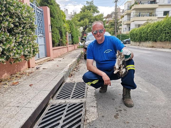 Συγχαρητήρια για άλλη μια φορά στο προσωπικό της Πολιτικής προστασίας του Δήμου Βριλησσίων.