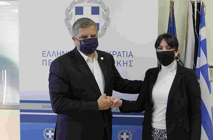 Με προγραμματική σύμβαση ύψους 500 χιλιάδων ευρώ η Περιφέρεια Αττικής προχωρά στη χρηματοδότηση προγράμματος «Διαχείρισης Αστικών Στερεών Αποβλήτων» στο Δήμο Πεντέλης.