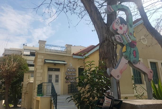 Με αφορμή τηνΠαγκόσμια Ημέρα Μουσείων(Τρίτη 18 Μαϊου 2021), ο Δήμος Αμαρουσίου γιορτάζει και διοργανώνει online παραστάσεις τουΣπαθάρειου Μουσείου Θεάτρου Σκιώνπου θα προβληθούν μέσω της ιστοσελίδας του Δήμουmaroussi.gr και μέσων κοινωνικής δικτύωσης,αρχής γενομένης από τη Δευτέρα 17 Μαϊου μέχρι και την Κυριακή 23 Μαϊου 2021.
