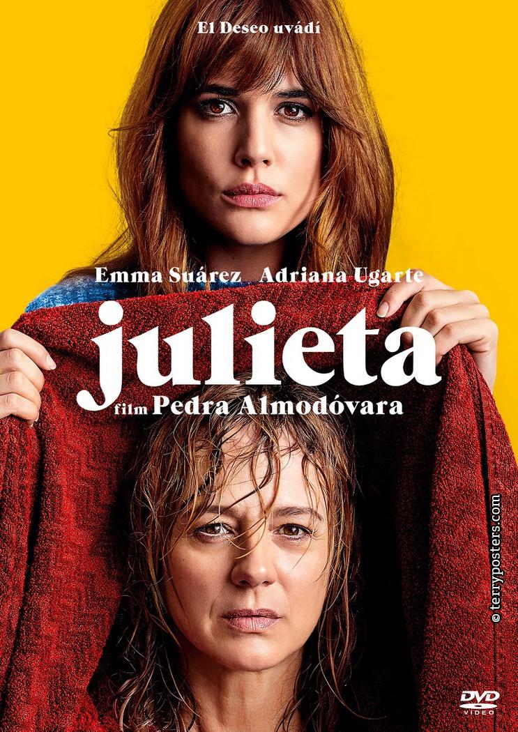 Με την ταινία «Julieta»τουPedro Almodovar, ένα μεστό φιλμ που διαθέτει τις σωστές δόσεις πάθους και συγκίνησηςσυνεχίζει τις ζωντανές προβολές του τοCine Δράση, τηνΠέμπτη 26 Αυγούστου, 9:00μμ, στο Β' Γυμνάσιο Βριλησσίων (Ταϋγέτου και Ξάνθης)